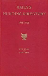Baily's Hunting Directory 1955 - 1956