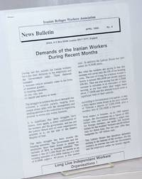 image of News Bulletin. No. 4 (April 1995)