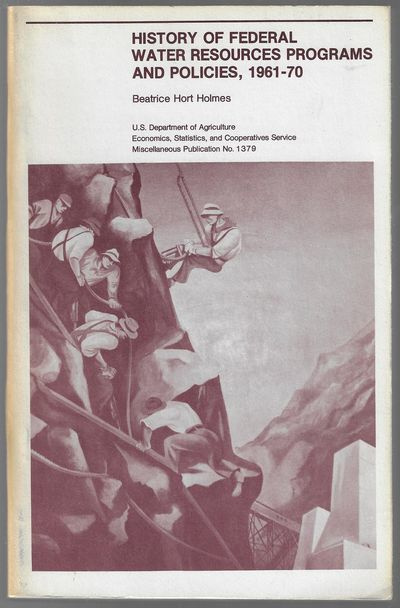 Washington DC: Government Printing Office, 1970. Softcover. Very Good. ix, 331 pp, with references, ...