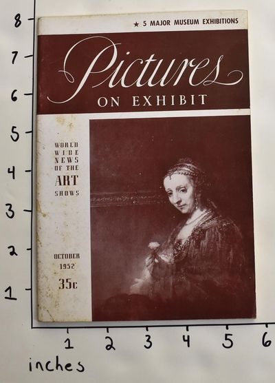 New York: Pictures Publishing Co, 1952. Paperback. Good. Cover has significant staining and discolor...