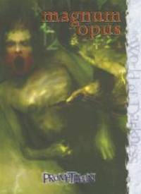 Promethean Magnum Opus (World of Darkness)