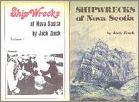 Shipwrecks of Nova Scotia. Two Volume Set
