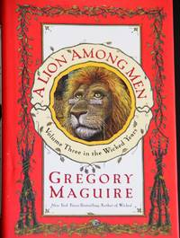 image of A Lion Among Men (The Wicked Years, Book 3)