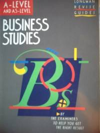 Business Studies (GCE Geography Revision Guides)