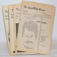 image of The James White Review: a gay men's literary quarterly; vol, 1, #1-4, Fall1983-Summer 1984