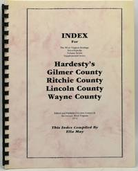 INDEX for The West Virginia Heritage Encyclopedia Volume Seven Supplemental Series
