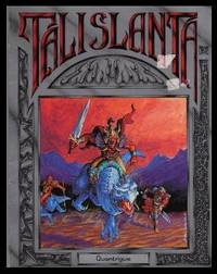 TALISLANTA - Quantrigue: An Adventure for Talislanta