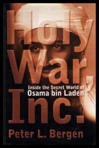 image of HOLY WAR, INC. - Inside the Secret World of Osama bin Laden