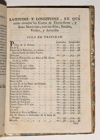 Barcelona: En la Imprenta de Bernardo Pla, 1784. Hardcover. Very Good. 4to . (3) ff., 80 pp., 31 pp....