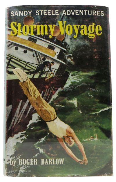 New York: Simon & Schuster, 1959. 1st edition. Orange textured composition binding. Dust jacket. VG/...