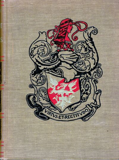 New York: Charles Scribner's Sons, 1907. First edition. Hardcover. Orig. khaki cloth decorated in re...