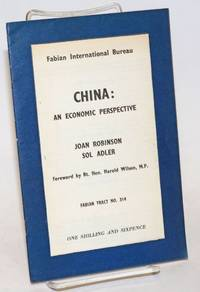 image of China: An Economic Perspective