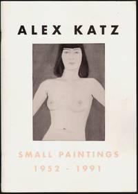 Alex Katz, Small Paintings 1952 - 1992