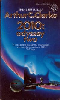 2010: Odyssey Two by  Arthur C Clarke - Paperback - 1984-01-12 - from Kayleighbug Books and Biblio.co.uk