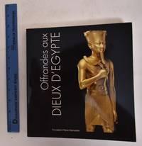 image of Offrandes aux Dieux d'Egypte