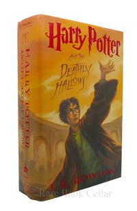 HARRY POTTER AND THE DEATHLY HALLOWS by J. K. Rowling - First Edition; First Printing - 2007 - from Rare Book Cellar and Biblio.com