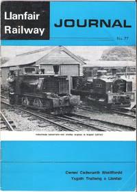 Llanfair Railway Journal No.77 October 1980