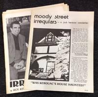 image of Moody Street Irregulars: A Jack Kerouac Newsletter [three issues]
