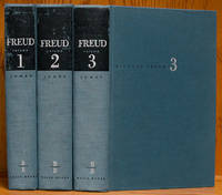 The Life and Work of Sigmund Freud, Three Volumes (complete)