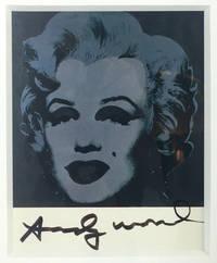 Signed Marilyn Monroe Postcard