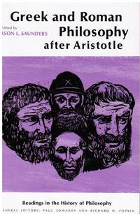 image of Greek and Roman Philosophy after Aristotle