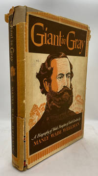 image of Giant in Gray: A biography of Wade Hampton pf South Carolina