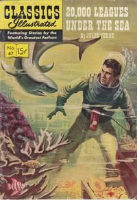 20,000 Leagues Under the Sea (Classics Illustrated #47)