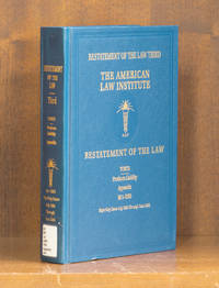 image of Restatement of the Law Torts 3d Apportionment of Liability w/2020 supp