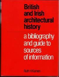 British And Irish Architectural History.