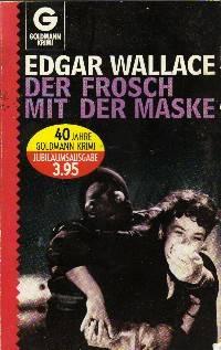 image of Der Frosch mit der Maske.