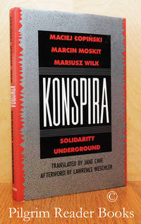 image of Konspira: Solidarity Underground.