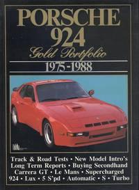 Porsche 924 Gold Portfolio 1975-1988 (Brooklands Road Test Books)