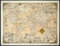 World Wonders.  A Pictorial Map.