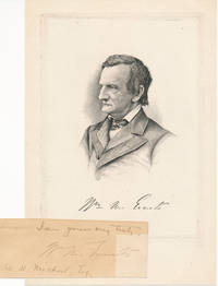 Signature / Steel-engraved Portrait