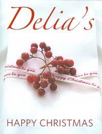 image of DELIA'S HAPPY CHRISTMAS.