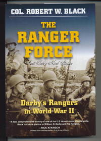 The Ranger Force, Darby's Rangers in World War II