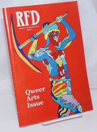 image of RFD: Radical Faerie Digest; #154, Summer, 2013, vol. 39,  #4; Qweer Arts Issue