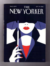 The New Yorker - September 19, 2016 - The Style Issue. Statue of Liberty Patina; Alessandro Michele (Gucci); Cover Look Models; Yvon Chouinard (Patagonia Apparel); Nail Art; Trump's Corset; John Singer Sargent