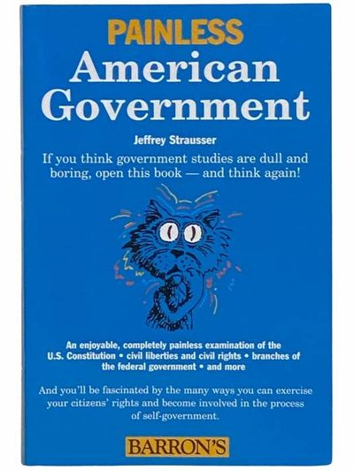 New York: Barron's Educational Series, 2004. 9th Printing. Trade Paperback. Very Good. 9th printing....