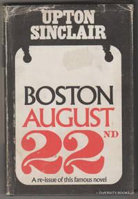 BOSTON AUGUST 22nd