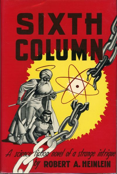 New York: Gnome Press, 1949. Octavo, cloth. First edition. Signed by Heinlein on the title page. Ame...
