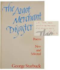 The Argot Merchant Disaster: Poems New and Selected (Signed First Edition)