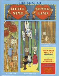 BEST OF LITTLE NEMO IN SLUMBER LAND