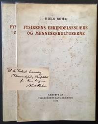Fysikkens Erkendelseslaere Og Menneskekulturerne (Atomic Physics and Human Knowledge)