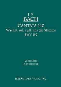 image of Wachet Auf, ruft uns die Stimme, BWV 140