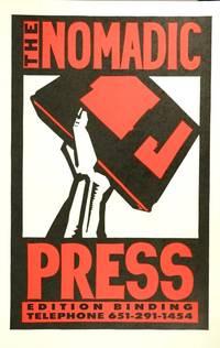 The Nomadic Press edition binding