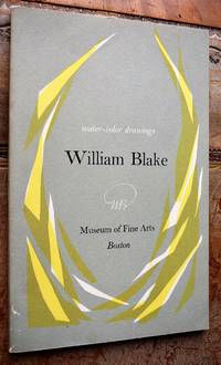 William Blake Water-Color Drawings