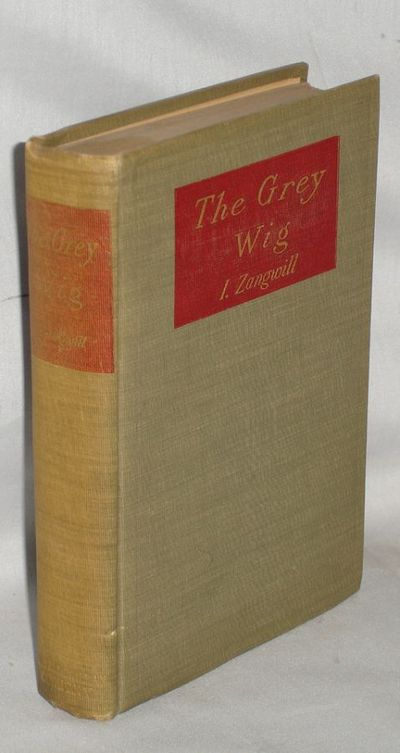 New York: The Macmillan Co, 1903. First Edition. Octavo. 563pp. Eight stories of Jewish women. Bound...