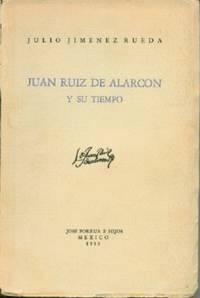 image of Juan Ruiz De Alarcon y Su Tiempo