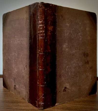 London: Longman, Rees, Orme, Brown, and Green, 1828. First edition. Hardcover. Contemporary quarter ...